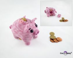 Justin the Piggy Bank