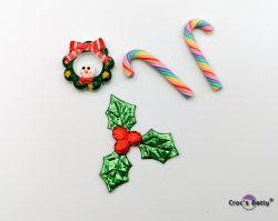 Accessoires Chalet de Noël