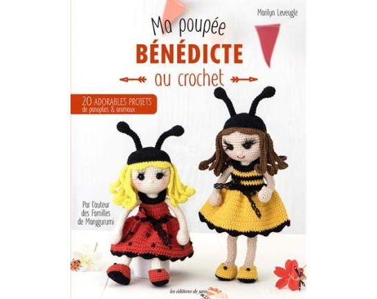 Ma poupée Bénédicte au Crochet