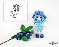 Pack Blueberry Muffin 80's (Catona)