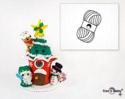 Pack Maison de Noël (Catania)