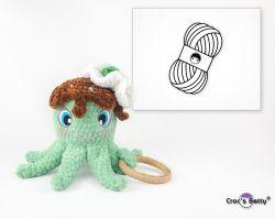 Pack Afternight the Octopus (Velvet)