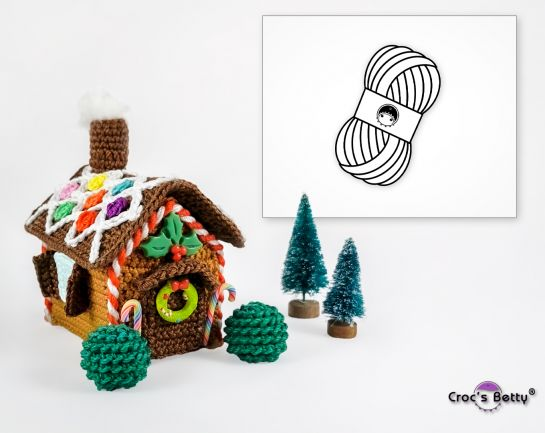 Pack Christmas Cottage (Catona)