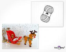 Pack Santa Claus Sleigh (Catona)