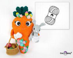 Pack Easter Carrot (Velvet XL)