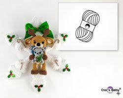 Pack Christmas Snowflake (Dolphin/Catania+Kit)