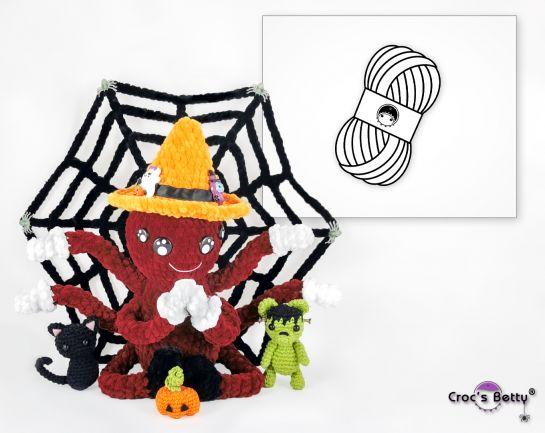 Pack Mrs Spider (Velvet/Catona)