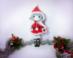 Noëlle, Santa Girl