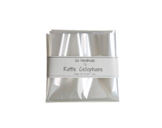 Rattle Cellophane