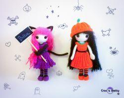 Billie fête Halloween