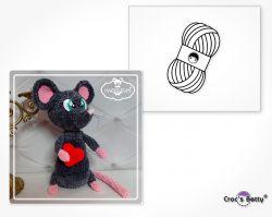 Pack Gigi the Mouse (Velvet)