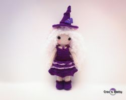 Craquotine Little Witch