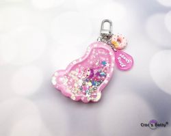 Girly Baby Foot Shaker (single piece)