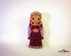 Craquotine, la petite Danseuse Indienne