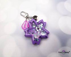 Shaker Sakura Violette (pièce unique)