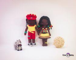 Craquotine & Craquotin en Jamaïque