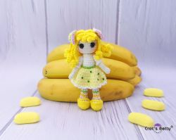 Banana Twirl 80's