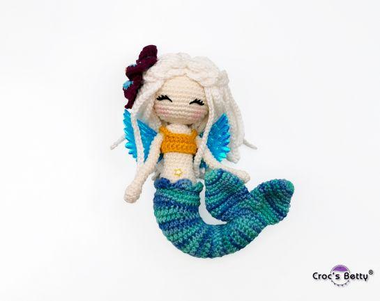 Bridget the Mermaid