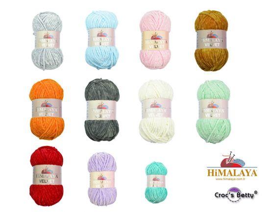 Himalaya Velvet
