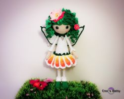 Maguy, Flowers Fairy