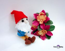 Ninon the Garden Gnome