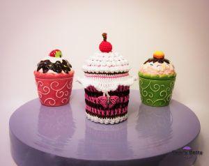 Cupcake Pot