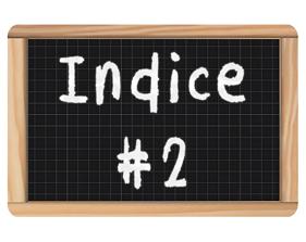 Indice n°2